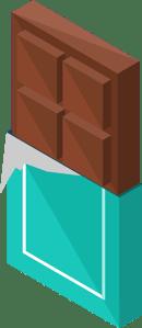 Chocolate Bar_Isometric